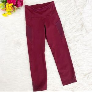 Old Navy Mid-Rise Elevate Crops Size XS  NWOT